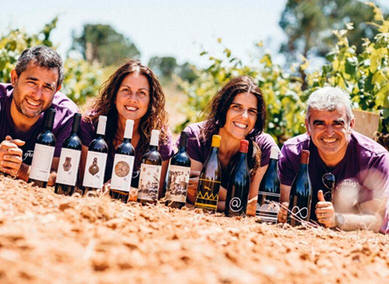 Winemakers family bodegas Gratias