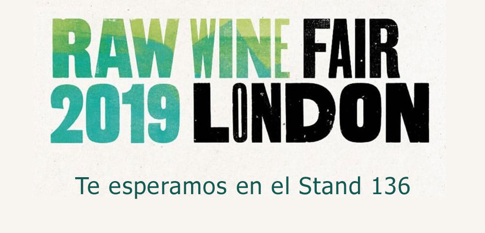 RAW Wine Fair London 2019