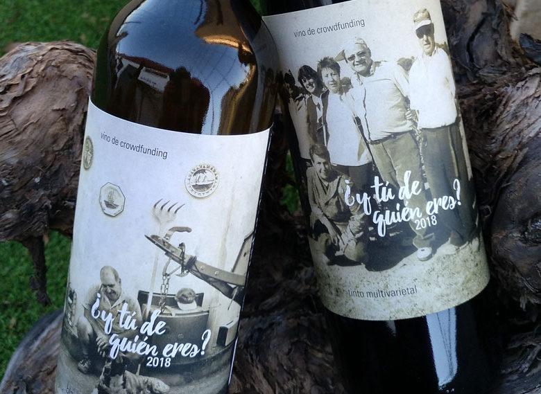 Un buen vino de pueblo