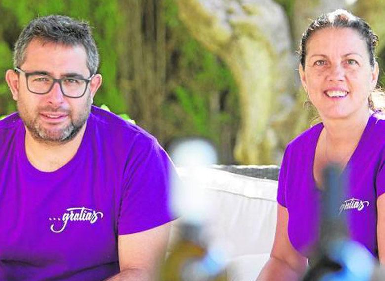 Entrevista a Silvia Araque e Iván Gómez