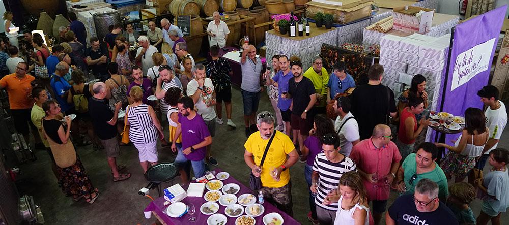 """Fiesta para los """"gratias mecenas"""" del crowdfunding 2019"""