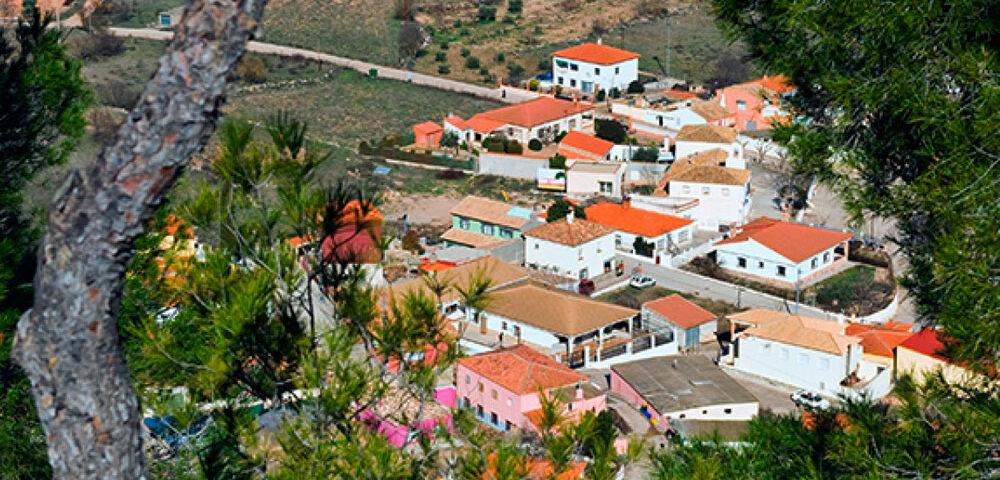 Pueblo de Villatoya